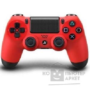 ���������� � ������� Sony Dualshock 4 [PS719201199], [PS4], red, ������� ������� ������������