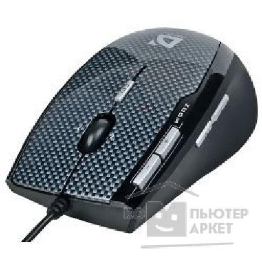 Мышь Defender Zurich S 750 carbon , USB, 7кн., 1кл-кн., лазер. мышь