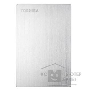 носитель информации Toshiba Portable HDD 1Tb Stor.e Slim for Mac HDTD210ESMEA