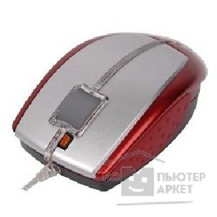 Мышь A-4Tech A4Tech X5-22D -2  red USB, 3кн+колесо, лаз., 1000DPI