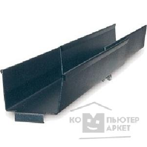 Монтажный шкаф APC by Schneider Electric APC NetShelter SX AR8016ABLK Side Channel Cable Trough