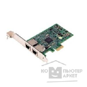Dell Адаптер  Broadcom 5720 DP 1Gb Network Interface Card, Low Profile, CusKit 540-BBGW / 540-BBGY