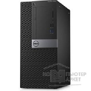 Компьютер Dell OptiPlex 5040 [5040-2587] MT i5-6500/ 4Gb/ 500Gb/ HD530/ DVDRW/ W7Pro/ k+m