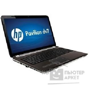 "Ноутбук Hp A8V15EA  Pavilion dv7-6c51er i5 2450M/ 6Gb/ 750Gb/ DVD/ HD7470 1Gb/ 17.3""/ HD+/ WiFi/ BT/ W7/ Cam/ 6c/ Metal Dark Umb"