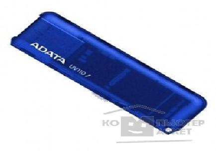 Носитель информации A-data Flash Drive 16Gb UV110 AUV110-16G-RBL