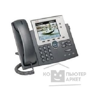 VoIP-телефон Cisco CP-7945G= [ IP Phone 7945, Gig Ethernet, Color, spare new price ]