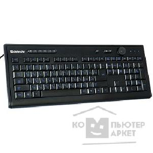 Клавиатура Defender Keyboard  Galileo 4920 USB B черн.