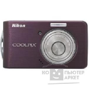 �������� ���������� Nikon Coolpix S520 purple