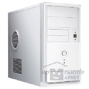 Корпус Inwin Mini Tower  EM-002W White 350W 12V 2*USB+AirDuct+Audio mATX [6005727/ 6008506]