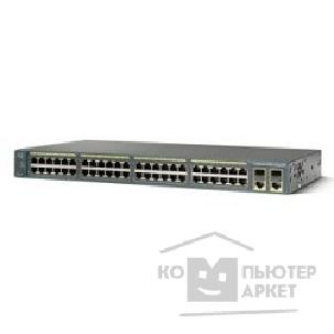 Cisco WS-C2960R+48TC-S