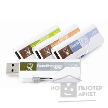 Носитель информации Kingston USB 2.0  USB Memory 8Gb, DT120/ 8Gb