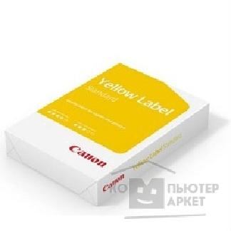 Бумага Canon Top Color Zero Canon 6821B001 Бумага  Yellow Label Print А4,  80г, 500 листов