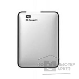 "Носитель информации Western digital HDD 1Tb WDBEMM0010BSL-EEUE  USB3.0, 2.5"" My Passport, silver"