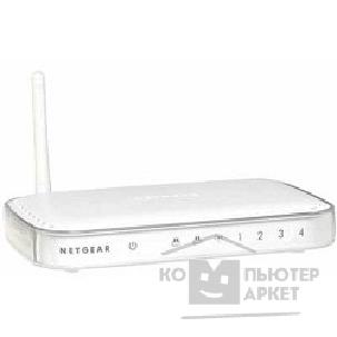 Сетевое оборудование Netgear WGPS606IS 54 Mbps 802.11g Wireless Printserver with 4-Port Switch