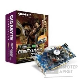 Видеокарта Gigabyte GV-NX79G256DP RH , OEM GF7900GS, 256Mb, DVI, TV-out  PCI-E