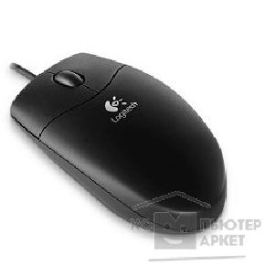 Мышь Logitech 910-000275  Value Optical Mouse, USB+PS2 черный RTL