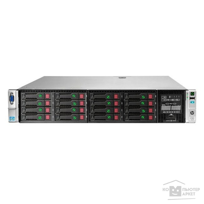 ������ Hp ProLiant DL380 G8 [642120-421] E5-2620, 16 Gb, P420i, 8 SFF, 460 W