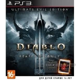 Diablo III: Reaper of Souls. Ultimate Evil Edition русская версия