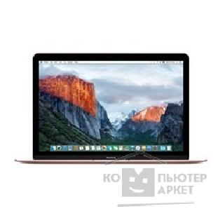 "������� Apple MacBook Z0TD0002V Rose Gold 12"" Retina 2304x1440 M7 1.3GHz TB 3.1GHz / 8GB/ 256GB SSD/ Intel HD Graphics 515 Early 2016"