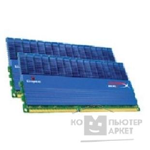 Модуль памяти Kingston DDR-II 4GB PC2-8500 1066MHz Kit 2 x 2Gb  [KHX8500D2T1K2/ 4G]