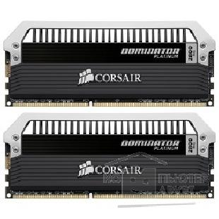 Модуль памяти Corsair  DDR-III 8GB PC3-22400 2800MHz Kit 2 x 4GB [CMD8GX3M2A2800C12]