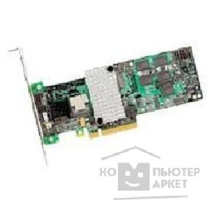 Контроллер Lsi Контроллер  Logic MegaRAID SAS 9260-4i SGL 00197 512Mb PCI-E, 4-port 6Gb/ s, SAS/ SATA RAID Adapter RET
