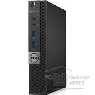Компьютер Dell Optiplex 7040 [7040-0132] Micro i7-6700T/ 8Gb/ 500Gb/ HD530/ noDVD/ W7Pro+W10Pro/ k+m