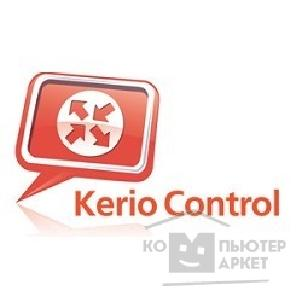 Программное обеспечение Kerio NEW-KC-AV-FSTEC-25 New license for  Control, Sophos AV, FSTEC, 25 users