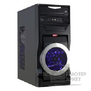 Корпус MidiTower Fox 2806-BG 400W Black-Grey
