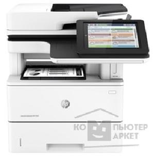 Принтер Hp LaserJet Enterprise Flow MFP M527c F2A81A  Pr/ Scan/ Copier/ Fax, A4, 1200dpi, 43ppm, 1792Mb, 500Gb, 2лотка 100+550л F2A81A