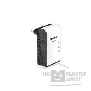 Сетевое оборудование Tp-link TL-PA4030 AV500 3-port Mini Powerline Adapter, 500Mbps Powerline Datarate, 3 Fast Ethernet ports, HomePlug AV, Green Powerline, Plug and Play, Single Pack
