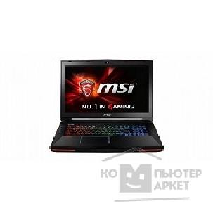 "Ноутбук MicroStar MSI GT72 2QE Dominator Pro G -1490RU i7-5700HQ/ 16G/ 1Tb+256G SSD/ 17.3"" FHD Anti-Glare / NV GTX980M 8GB DDR5/ BD Writer/ Backlight/ 9Cell/ Win8.1/"
