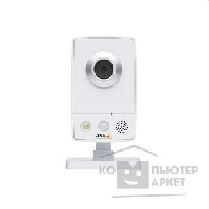 "Цифровая камера Axis M1031-W Small-sized indoor network camera. Fixed lens. 1/ 4"" progressive scan CMOS sensor. Conne"