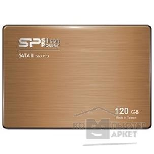накопитель Silicon Power SSD 120Gb V70 SP120GBSS3V70S25
