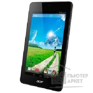 "Планшетный компьютер Acer Iconia B1-730-16VL NT.L4KEE.002 Z2560 2C Atom/ 1Gb/ 8Gb/ 7"" 1024*600/ BT/ black/ And4.2"