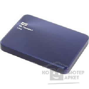 Носитель информации Western digital WD Portable HDD 1Tb My Passport Ultra Metal Edition WDBW5L0010BBA-EEUE