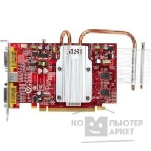 Видеокарта MicroStar MSI RX2600PRO-T2D256EZ V099-005/ 001  256Mb DDR, TV-out, Dual DVI, PCI-E RTL