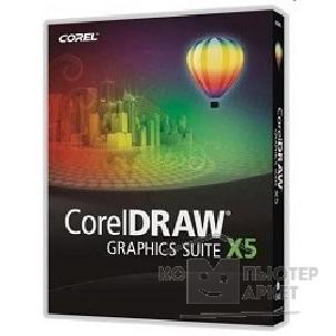 ����������� ����������� Corel CDGSX5IEHBBROW DRAW Graphics Suite X5 Eng