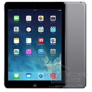 Планшетный компьютер Apple iPad Air 2 Wi-Fi 16GB - Space Grey MGL12RU/ A