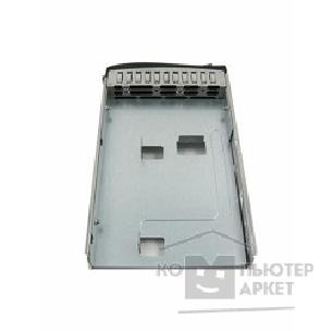 "Опция к серверу Supermicro MCP-220-00043-0N 2.5"" HDD TRAY IN 4TH GENERATION 3.5"" HOT SWAP TRAY"