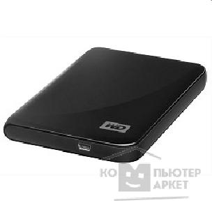 "Носитель информации Western digital HDD 640Gb WDME6400R USB2.0, 2.5"" black"
