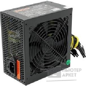 Блок питания EXEGATE  EX199368RUS Блок питания 500W ATX-500NPXE, black, 12cm fan, 24+4pin, 6pin PCI-E, 3*SATA