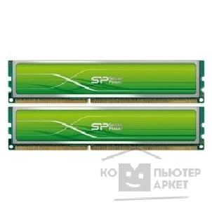 Модуль памяти Silicon Power DDR3 8GB PC3-15000 1866MHz Kit 2 x 4GB  [SP008GXLYU186NDA] XPOWER CL9