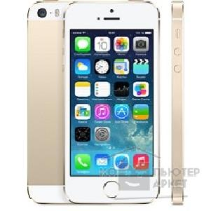 Смартфон Apple iPhone 5S 16GB Gold LTE 4G A1457 ME434RU/ A