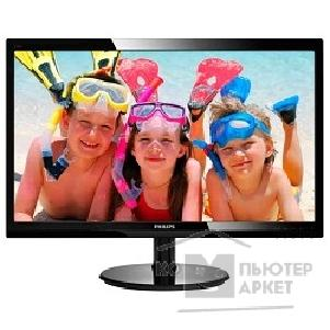 "Монитор Philips LCD  24"" 246V5LHAB/ 01 00 Black"