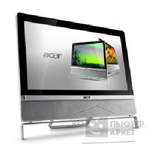 "Моноблок Acer DO.SHSER.004  Aspire Z5801 24"" FHD MT i5 2400S/ 4GB/ 1TB/ GF GT520-1GB/ DVDRW/ WiFi/ Cam/ W7HP/ Wireless k+m/ silver"