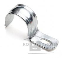 EKF Изделия монтажные для пластиковых и металличес EKF sm-1-8-9 Скоба металлическая однолапковая d 8-9мм.  PROxima  /EKF Изделия монтажные для пластиковых и металличес EKF sm-1-8-9 Скоба металлическая однолапковая d 8-9мм.  PROxima