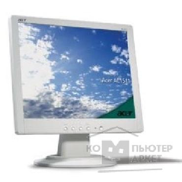 "������� Acer LCD  15"" AL1516As, Silver"