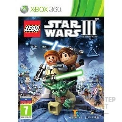 Игры Microsoft LEGO Star Wars III: the Clone Wars русская документация