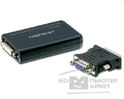 контроллер TRENDnet TU2-DVIV USB to DVI/ VGA adapter